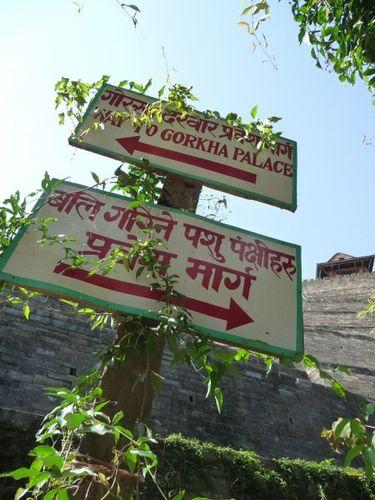 Gorkha palace