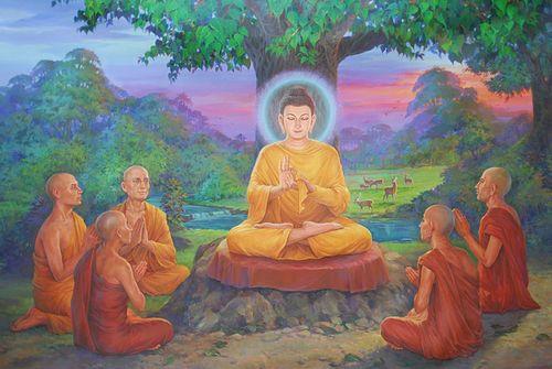 Enseignement de Buddha
