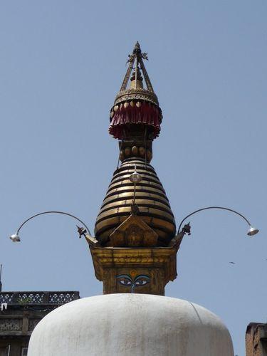 Stupa a antennes